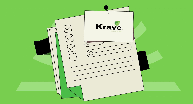 Krave Kratom Vendor Review